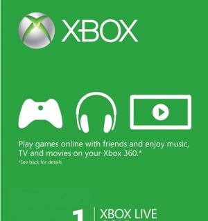 Haal nu je Xbox live 1 maand code en ontgrendel al de xbox live gold voordelen