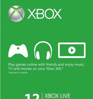 Met het xbox live 12 maanden abonnement, kun je 12 maanden lang onbezorgd online gamen en daarnaast gebruikmaken van alle voordelen die bij een xbox live gold abonnement horen. Zoals grote kortingen op games en elke maand twee gratis games downloaden. Voor slechts € 17,99 leveren wij direct een 3 maanden xbox live code in je mailbox