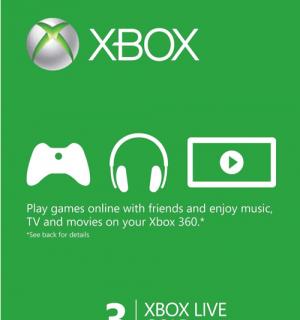 Met het xbox live 3 maanden abonnement, kun je 3 maanden lang onbezorgd online gamen en daarnaast gebruikmaken van alle voordelen die bij een xbox live gold abonnement horen. Zoals grote kortingen op games en elke maand twee gratis games downloaden. Voor slechts € 17,99 leveren wij direct een 3 maanden xbox live code in je mailbox