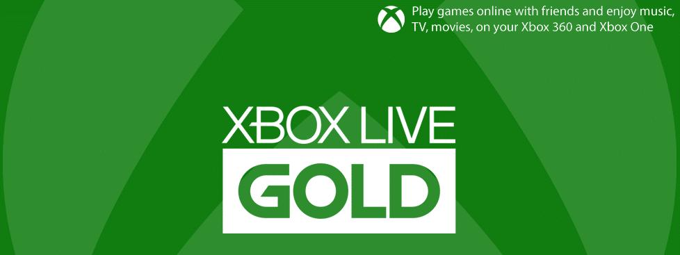 Gratis 12 maanden Xbox live