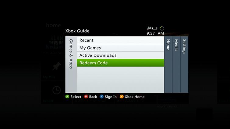 Hoe activeer ik Xbox Live via de Xbox 360 console