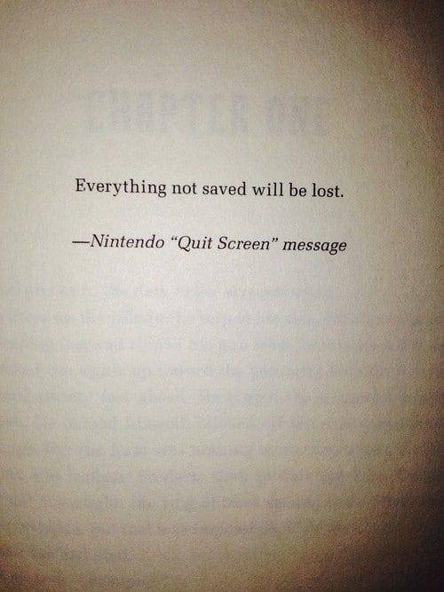 Game picdump - Nintendo literatuur